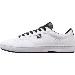 Tenisówki męskie: DC Shoes ASTOR Tenisówki i Trampki white / black