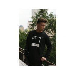 BLUZA HARPTONE. Czarne bluzy męskie Harp Team, xl, z nadrukiem, z bawełny. Za 199,00 zł.