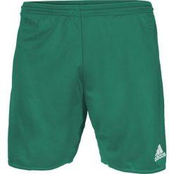 Spodenki sportowe męskie: Adidas Spodenki męskie Parma 16 zielone r. M (AJ5890)