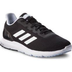 Buty adidas - Cosmic 2 B44888 Cblack/Ftwwht/Aerblu. Niebieskie buty do biegania damskie marki Salomon, z gore-texu, na sznurówki, gore-tex. W wyprzedaży za 189,00 zł.