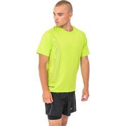 Hi-tec Koszulka męska New Mirro Apple Green/Apple Green r. M. Zielone koszulki sportowe męskie Hi-tec, m. Za 47,12 zł.