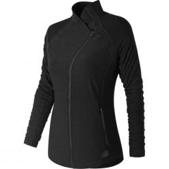 New Balance WJ81115BK. Brązowe kurtki damskie do biegania marki New Balance, na jesień, xs, z materiału. W wyprzedaży za 199,99 zł.