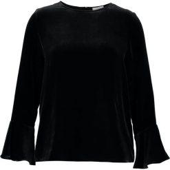 Bluzki asymetryczne: Samsøe & Samsøe SERENA Bluzka z długim rękawem black