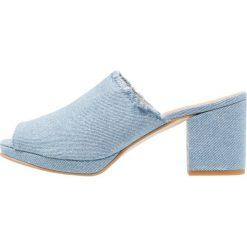 Chodaki damskie: Shoe The Bear SALLY Klapki blue