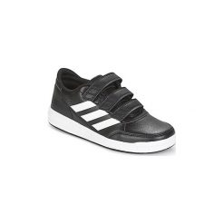Buty Dziecko adidas  ALTASPORT CF K. Czarne trampki chłopięce Adidas. Za 134,10 zł.