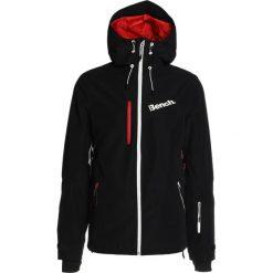 Bench CLASSIC Kurtka snowboardowa black beauty. Czarne kurtki narciarskie męskie Bench, m, z materiału. W wyprzedaży za 543,20 zł.