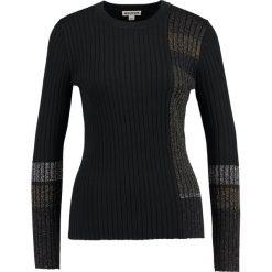 Swetry klasyczne damskie: Whistles SPARKLE ALI RIB  Sweter multicolour