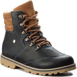 Buty zimowe chłopięce: Trapery BARTEK – 97403/1JS Niebieski1