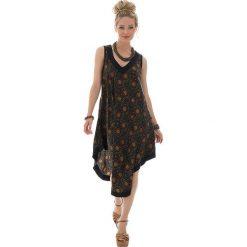 Odzież damska: Sukienka w kolorze khaki