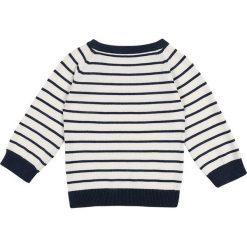 Swetry chłopięce: Sense Organics ZGREEN BABY SWEATER Sweter navy