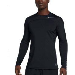 Nike Koszulka męska PRO HYPERWARM czarna r. XXL (838026 010). Czarne koszulki sportowe męskie Nike, m. Za 199,90 zł.