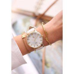 Biały Zegarek Don't Promise. Białe zegarki damskie other. Za 29,99 zł.