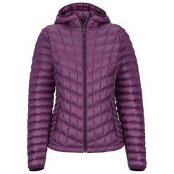Marmot Kurtka Damska Wm's Featherless Hoody Dark Purple Xs. Fioletowe kurtki damskie softshell Marmot, m, thinsulate. Za 795,00 zł.