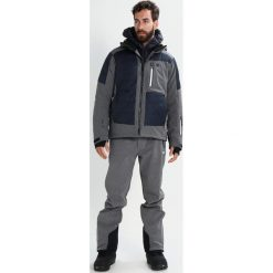 Kurtki narciarskie męskie: 8848 Altitude MEILER Kurtka narciarska dark grey melange