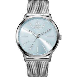 Zegarki damskie: Zegarek kwarcowy w kolorze srebrno-błękitnym