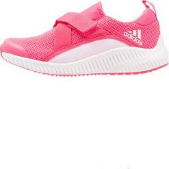 Adidas Performance FORTARUN Obuwie do biegania treningowe chalk blue/aero pink/footwear white. Czerwone buty sportowe dziewczęce adidas Performance, z gumy, do biegania. Za 169,00 zł.