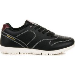 SPORTOWE OBUWIE NA WIOSNĘ. Czarne buty skate męskie AX BOXING, na wiosnę. Za 99,95 zł.