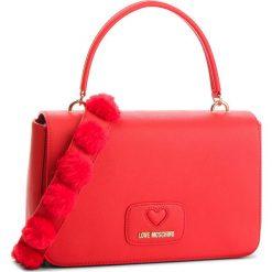 Torebka LOVE MOSCHINO - JC4282PP06KL0500 Rosso. Czerwone torebki klasyczne damskie Love Moschino, ze skóry ekologicznej. Za 909,00 zł.