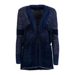 Swetry damskie: Desigual Sweter Damski Jane M Niebieski
