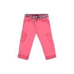 STEIFF Girls Baby Spodnie 3/4 tea rose. Czerwone spodnie chłopięce marki Steiff, z bawełny. Za 189,00 zł.