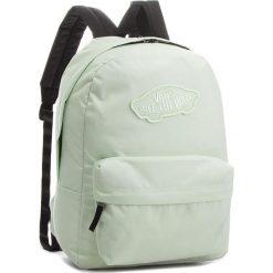 Plecak VANS - Realm Backpack VN000NZ0P0N  Ambrosia. Zielone plecaki męskie Vans, z materiału. W wyprzedaży za 109,00 zł.