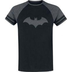 T-shirty męskie: Batman Dark Night T-Shirt czarny/szary