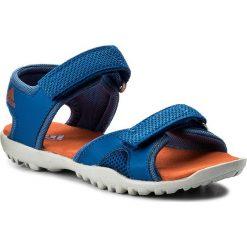 Sandały adidas - Sandplay Od K CM7646 Blubea/Traroy/Orange. Niebieskie sandały męskie skórzane Adidas. W wyprzedaży za 179,00 zł.