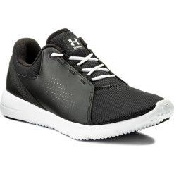 Buty UNDER ARMOUR - Ua W Squad 1296212-001 Blk/Wht/Wht. Czarne buty do fitnessu damskie Under Armour, z materiału. W wyprzedaży za 169,00 zł.
