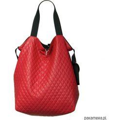 Torebki klasyczne damskie: Dwustronna Torba TWIN Red Diamond