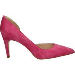 Buty ślubne damskie: Czółenka - 37115 CAM FUX
