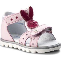 Sandały dziewczęce: Sandały BARTEK – 31491/1FR Różowy