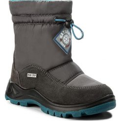 Buty zimowe chłopięce: Śniegowce NATURINO – Varna 0013001227.01.9104 Nero