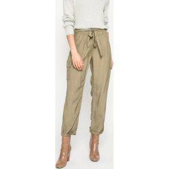Spodnie z wysokim stanem: Hilfiger Denim – Spodnie Utility