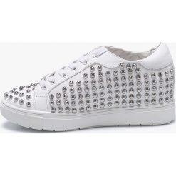 Steve Madden - Buty. Szare buty sportowe damskie marki Steve Madden, z gumy. W wyprzedaży za 319,90 zł.