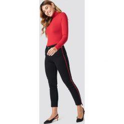 Spodnie damskie: MANGO Jeansy Redline - Black