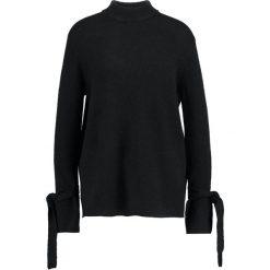Swetry damskie: Vila VIBANNER Sweter black/solid