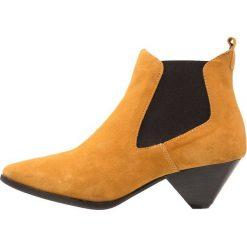 Botki damskie lity: Bronx Ankle boot yellow
