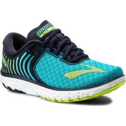 Buty do biegania damskie: Buty BROOKS - PureFlow 6 120237 1B 443 Bluebird/Peacoat/Lime Punch