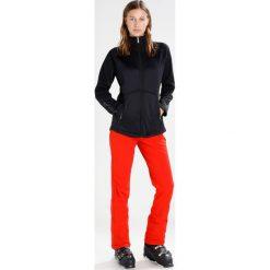 Spyder BANDITA FULL ZIP  Kurtka z polaru black. Czarne kurtki sportowe damskie Spyder, xl, z materiału. W wyprzedaży za 407,20 zł.