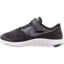 Buty sportowe chłopięce: Nike Performance FLEX CONTACT Obuwie do biegania treningowe black/dark grey/anthracite/white