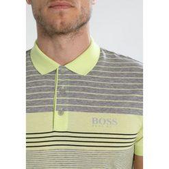 BOSS ATHLEISURE PADDY PRO Koszulka sportowa light/pastel grey. Niebieskie koszulki sportowe męskie marki BOSS Athleisure, m. W wyprzedaży za 399,20 zł.