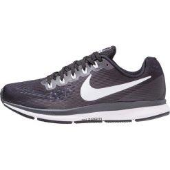 Nike Performance AIR ZOOM PEGASUS 34 Obuwie do biegania treningowe black/white/dark grey/anthracite. Czarne buty do biegania damskie marki Nike Performance, z materiału. Za 479,00 zł.
