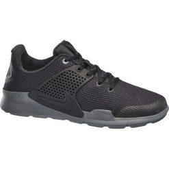 Buty męskie Nike Arrowz Se NIKE czarne. Czarne buty sportowe damskie Nike, z materiału. Za 319,90 zł.