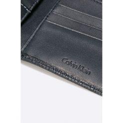 Portfele męskie: Calvin Klein Jeans – Portfel skórzany Nathan Slimfold