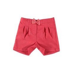 ESPRIT Girls Szorty corallred. Czerwone spodenki chłopięce marki Esprit, z bawełny. Za 55,00 zł.