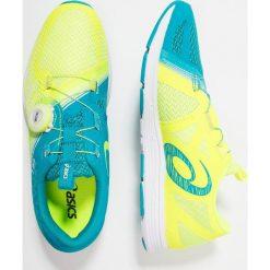 ASICS GEL451 Obuwie do biegania treningowe flash yellow/lagoon. Żółte buty do biegania damskie marki NEWFEEL, z gumy. Za 549,00 zł.