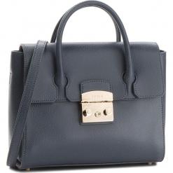 Torebka FURLA - Metropolis 978183 B BGX6 ARE Ardesia e. Niebieskie torebki klasyczne damskie Furla, ze skóry, duże. Za 1655,00 zł.