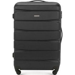 Walizka duża 56-3A-363-10. Czarne walizki marki Wittchen, duże. Za 219,00 zł.
