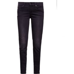 Rurki damskie: 7 for all mankind CRISTEN Jeans Skinny Fit washed black