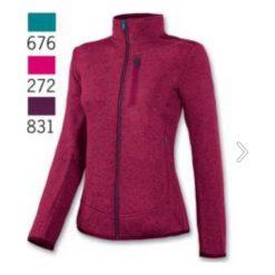 Brugi Bluza damska 2ND7-833 Fuxia r. S. Czarne bluzy sportowe damskie marki DOMYOS, z elastanu. Za 166,92 zł.